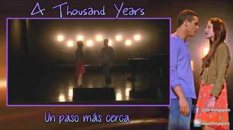 Glee - A Thousand Years