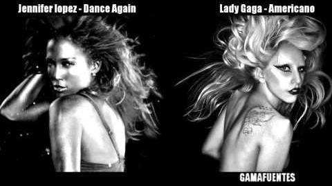Americano Dance Again (Lady Gaga Ft Jennifer Lopez) Mashup