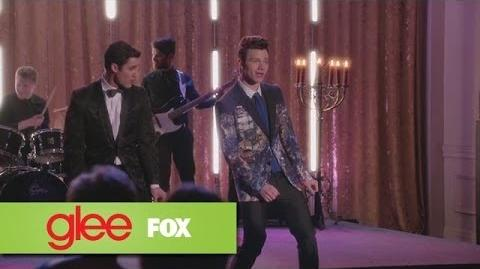 """Full Performance of """"American Boy"""" from """"The Untitled Rachel Berry Project"""" GLEE"""