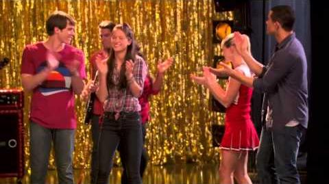 GLEE - Sneak Peek The Role You Were Born To Play