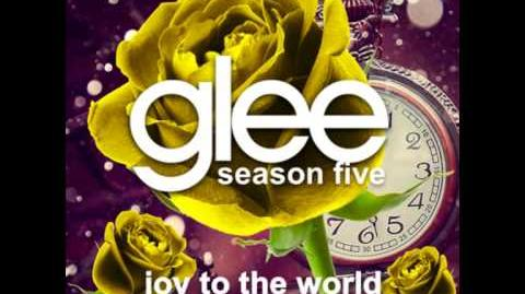 Joy To The World - Glee Unreleased Song DOWNLOAD LINK-0