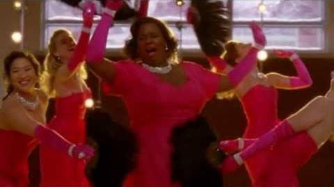Glee - Diamonds Are A Girl's Best Friend Material Girl