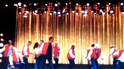 Glee - She's Not There-0