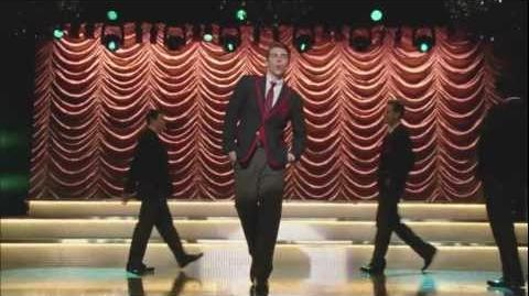 "Warblers Perform ""Whistle"" from ""Thanksgiving"" GLEE-0"