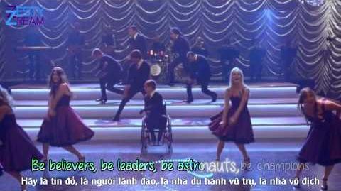 Glee - Hall Of Fame