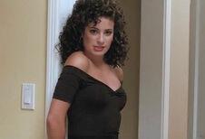 Rachel as Sandy
