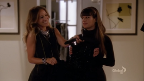 4x03 Isabelle & Rachel The Way You Look Tonight - You're Never Fully Dressed Without A Smile
