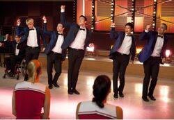 Boys Dance NBK