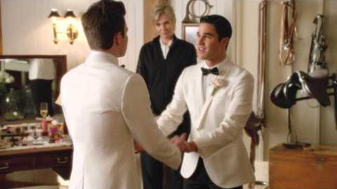 GLEE The Wedding of the Year