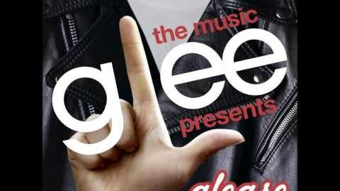 GLEE You Are The One That I Want