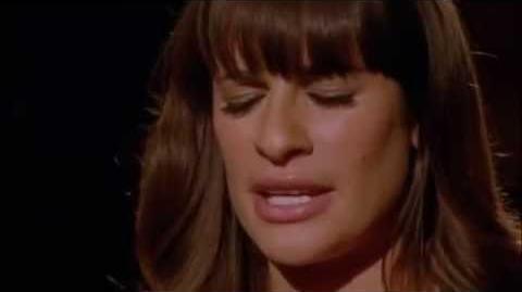 Dont Stop Believin' (Rachel Solo) Glee