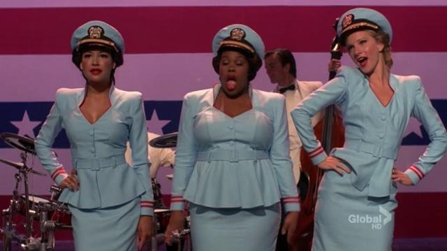Glee - CandyMan