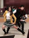 Glee showmance