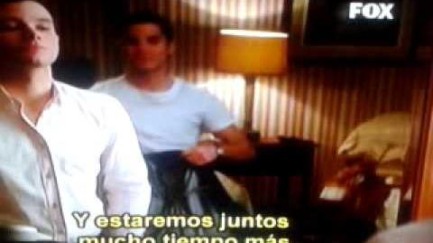 "Klaine-glee ""i do""-talk scene(sub"