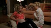 Terri y Kendra en Preggers