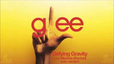 Glee Cast - Defying Gravity (Rachel)