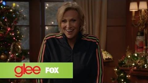 """The Christmas Special That Never Was (Until Now) from """"Previously Unaired Christmas"""" GLEE"""