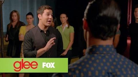 """Promo for """"City Of Angels"""" GLEE"""