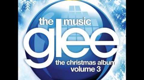 30 second preview clips from every song on the Glee Christmas Album Volume 3