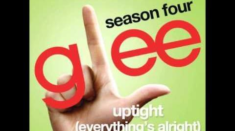 Glee - Uptight (Everything's Alright) (DOWNLOAD MP3 LYRICS)