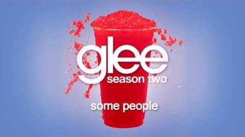 Some People - Glee (Audio)