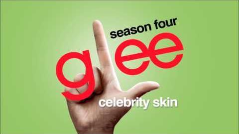 Celebrity Skin - Glee HD Full Studio