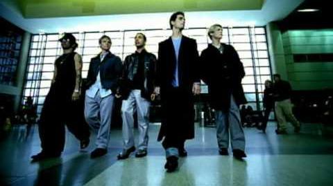 Backstreet Boys - I Want It That Way