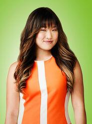 Glee tina season five