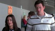 Rachel y Finn en Vitamin D