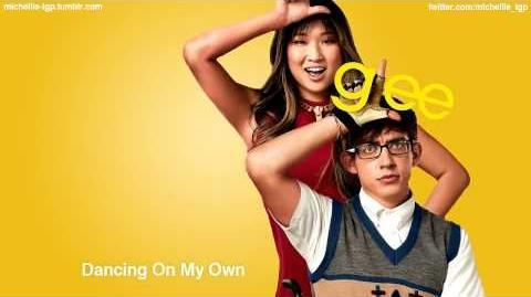 Dancing On My Own (Glee Cast Version) HQ Full Studio