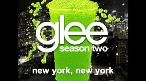 New York, New York - Glee Unreleased Song DOWNLOAD LINK-0