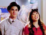 Relación:Tina y Blaine
