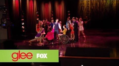 100th Episode Celebration GLEE
