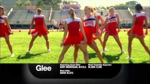 Glee - 4x02 Britney 2
