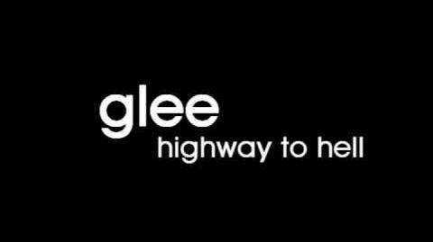 Highway to Hell - Glee (Full song)