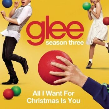 Portada All I Want For Christmas Is You
