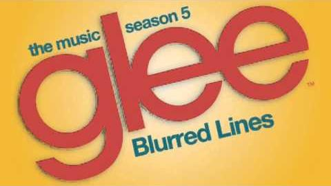Blurred Lines (Glee Cast Version) - HQ