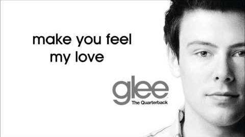 Glee - Make You Feel My Love-0