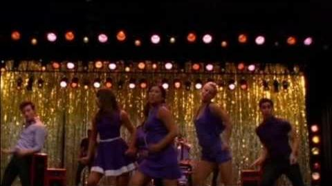 Glee-You Can't Stop The Beat (Full Performance)
