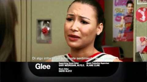 "Glee 3x17 ""Dance With Somebody"" - PROMO Subtitulada al Español HD"
