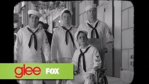 """STD Newsreel from """"Tested"""" GLEE"""