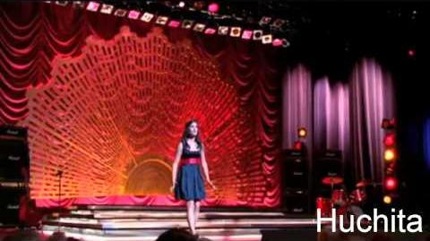 Glee - Don't Rain On My Parade (Full Performance) HD-0
