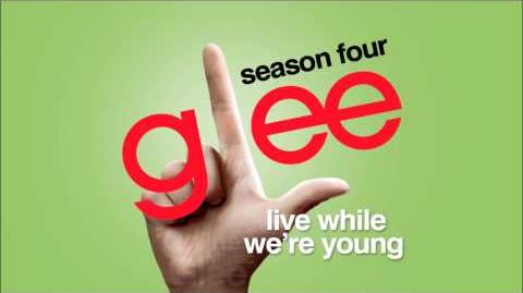 Live While We're Young - Glee HD Full Studio