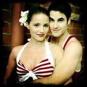 Quinn y blaine