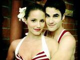 Relación:Quinn y Blaine
