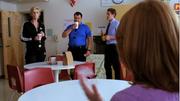 Sue, Ken, Will y Emma en Pilot