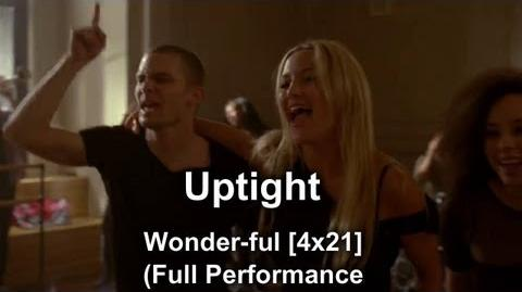 Glee - Uptight (Everything's Alright) Wonder-ful (Full Performance) HQ