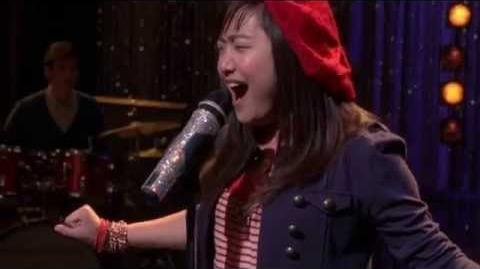 Glee- All By Myself (Full Performance) (Official Music Video) HD