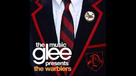 Glee Cast (Warblers) - What Kind of Fool w lyrics