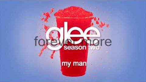 My Man - Glee (Full song)